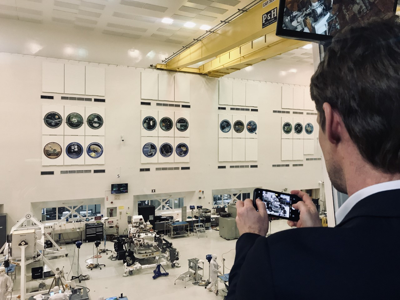 Nasa S Jet Propulsion Lab Cnes Continue Their Long Collaboration Consulat General De France A Los Angeles