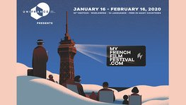MyFrenchFilmFestival, 10th edition!
